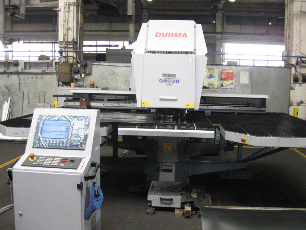 Debitare punch press table 1-2mm